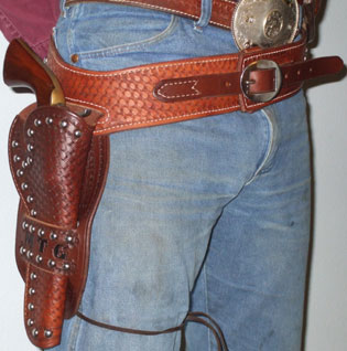 Custom Leather Gun Holsters