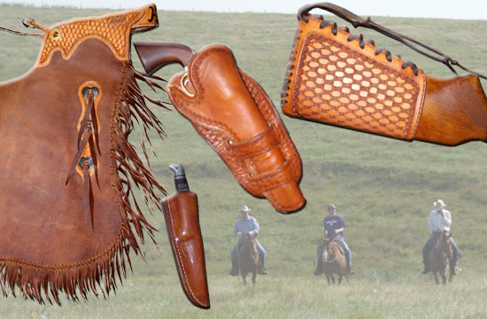 Custom Leather From Hopson Leather